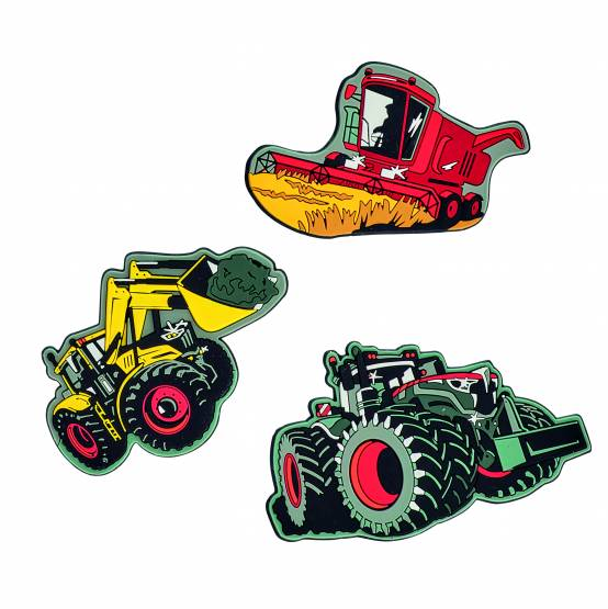 Scout Funny Snaps Landmaschinen