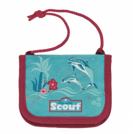 Scout Brustbeutel Happy Dolphins