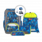 Preview: Step by Step GIANT Schulrucksack-Set City Cops 5-teilig