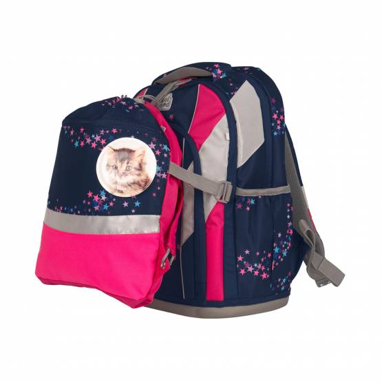 School Mood Loop Air+  Leni Hund 7-teiliges Set Schulrucksack Modell 2021